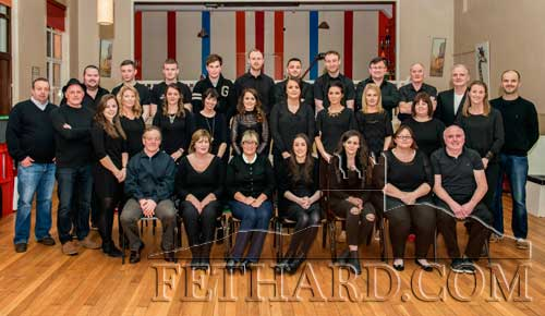 Fethard 'Strictly Come Dancing' team ready to strut their stuff on Saturday, February 13, in Hotel Minella, Clonmel, for Fethard's first 'Strictly Come Dancing' in aid of the Convent Community Hall. Tickets are now on sale at €25.